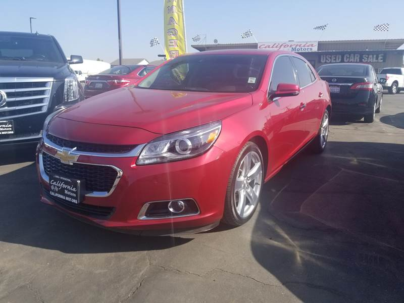 2014 Chevrolet Malibu For Sale At California Motors In Lodi CA
