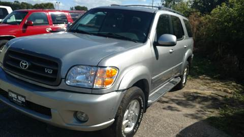 2003 Toyota Sequoia for sale in Sioux City, IA