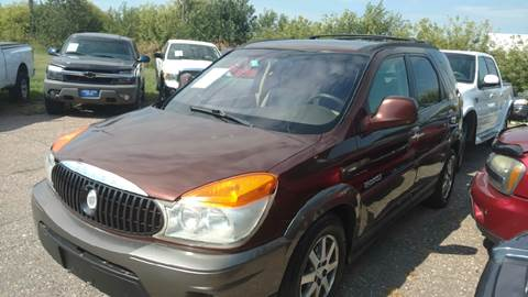 2002 Buick Rendezvous for sale in Sioux City, IA