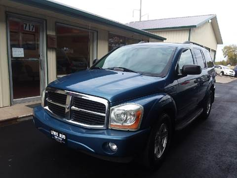 2004 Dodge Durango for sale in Sioux City, IA