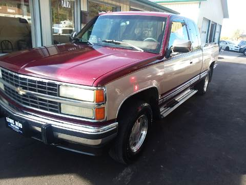 1993 Chevrolet C/K 1500 Series for sale in Sioux City, IA