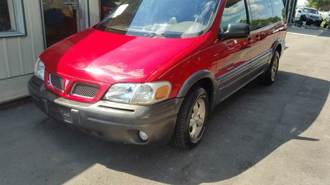 1998 Pontiac Trans Sport for sale in Sioux City, IA