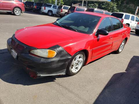 2003 Pontiac Grand Am for sale in Sioux City, IA