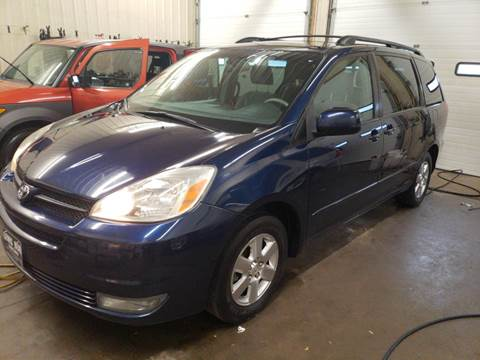 2005 Toyota Sienna for sale at Lewis Blvd Auto Sales in Sioux City IA