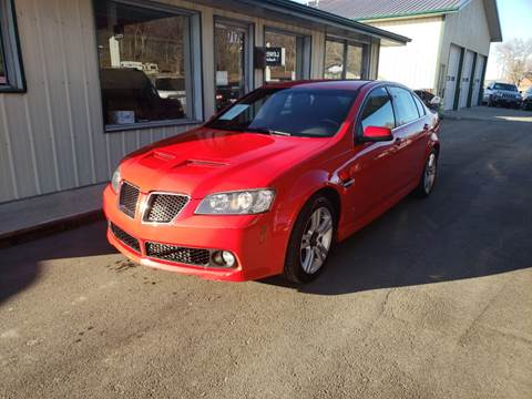 2008 Pontiac G8 for sale at Lewis Blvd Auto Sales in Sioux City IA