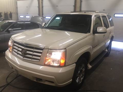 2002 Cadillac Escalade for sale at Lewis Blvd Auto Sales in Sioux City IA