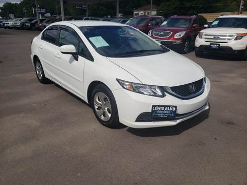 2014 Honda Civic for sale in Sioux City, IA