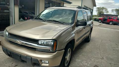 2004 Chevrolet TrailBlazer EXT for sale in Sioux City, IA