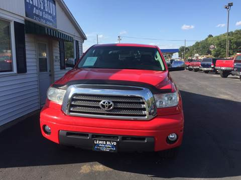 2008 Toyota Tundra for sale at Lewis Blvd Auto Sales in Sioux City IA