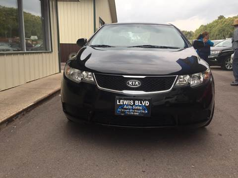 2012 Kia Forte for sale at Lewis Blvd Auto Sales in Sioux City IA