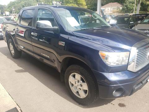 2011 Toyota Tundra for sale at Lewis Blvd Auto Sales in Sioux City IA