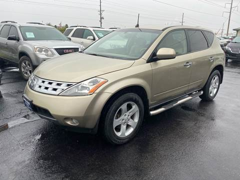 2005 Nissan Murano for sale at Lewis Blvd Auto Sales in Sioux City IA