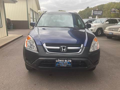 2003 Honda CR-V for sale in Sioux City, IA