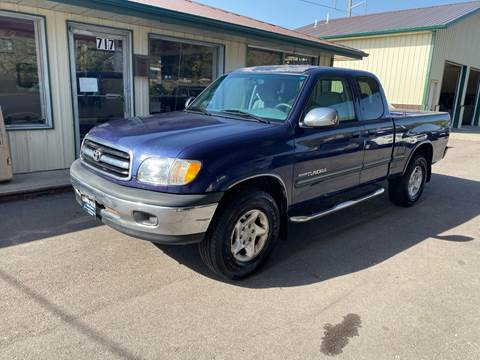 2001 Toyota Tundra for sale at Lewis Blvd Auto Sales in Sioux City IA