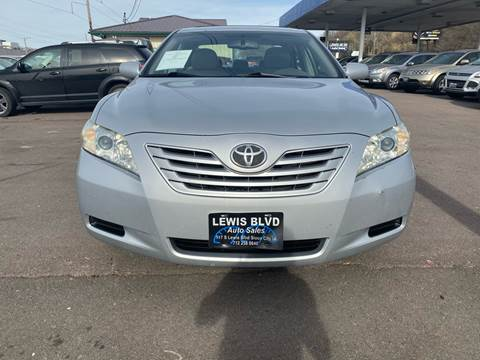 2007 Toyota Camry for sale at Lewis Blvd Auto Sales in Sioux City IA