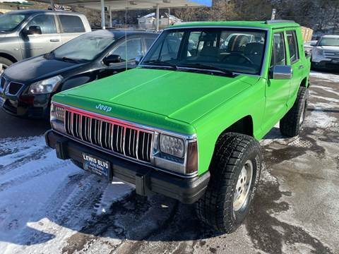 1991 Jeep Cherokee for sale in Sioux City, IA