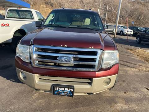 2009 Ford Expedition EL for sale at Lewis Blvd Auto Sales in Sioux City IA