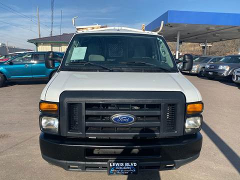 2012 Ford E-Series Cargo for sale at Lewis Blvd Auto Sales in Sioux City IA