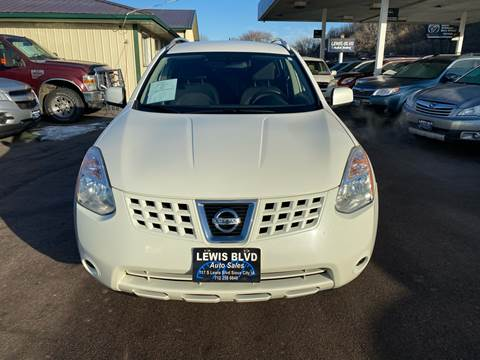 2008 Nissan Rogue for sale at Lewis Blvd Auto Sales in Sioux City IA