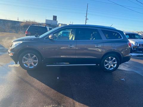 2008 Buick Enclave for sale at Lewis Blvd Auto Sales in Sioux City IA