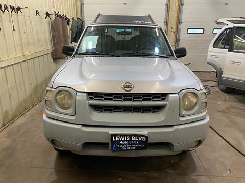 2002 Nissan Xterra for sale at Lewis Blvd Auto Sales in Sioux City IA