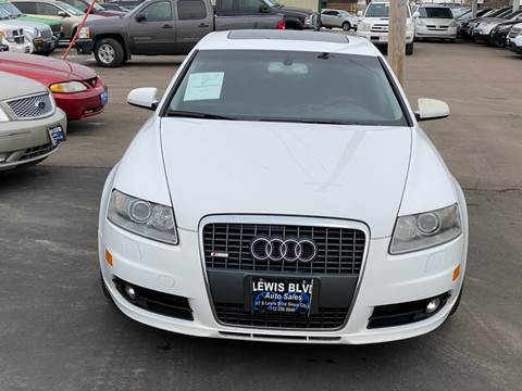 2008 Audi A6 for sale at Lewis Blvd Auto Sales in Sioux City IA