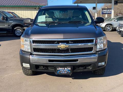 2010 Chevrolet Silverado 1500 LT for sale at Lewis Blvd Auto Sales in Sioux City IA