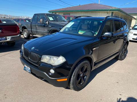 2007 BMW X3 3.0si for sale at Lewis Blvd Auto Sales in Sioux City IA