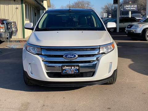 2011 Ford Edge Limited for sale at Lewis Blvd Auto Sales in Sioux City IA