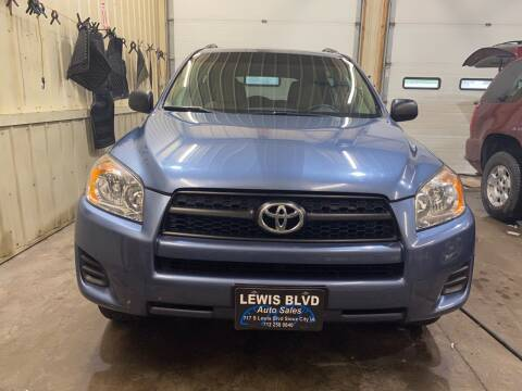 2012 Toyota RAV4 for sale at Lewis Blvd Auto Sales in Sioux City IA
