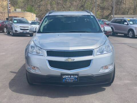 2011 Chevrolet Traverse for sale at Lewis Blvd Auto Sales in Sioux City IA