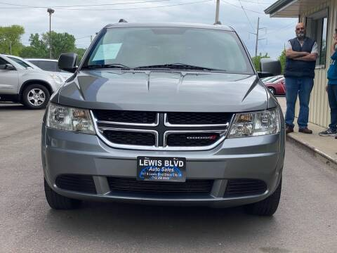2012 Dodge Journey for sale at Lewis Blvd Auto Sales in Sioux City IA