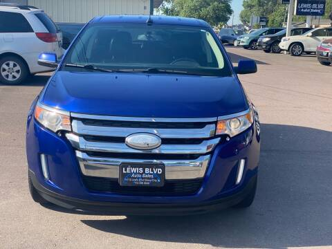 2013 Ford Edge for sale at Lewis Blvd Auto Sales in Sioux City IA
