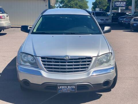 2006 Chrysler Pacifica for sale at Lewis Blvd Auto Sales in Sioux City IA