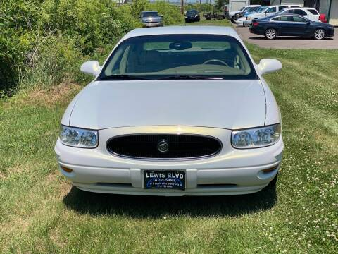 2005 Buick LeSabre for sale at Lewis Blvd Auto Sales in Sioux City IA