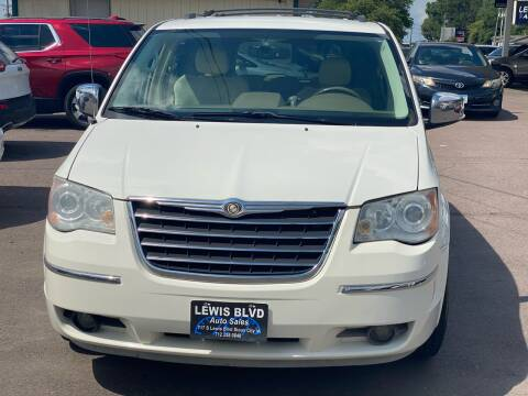 2008 Chrysler Town and Country for sale at Lewis Blvd Auto Sales in Sioux City IA