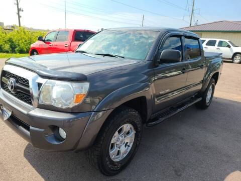 2011 Toyota Tacoma for sale at Lewis Blvd Auto Sales in Sioux City IA