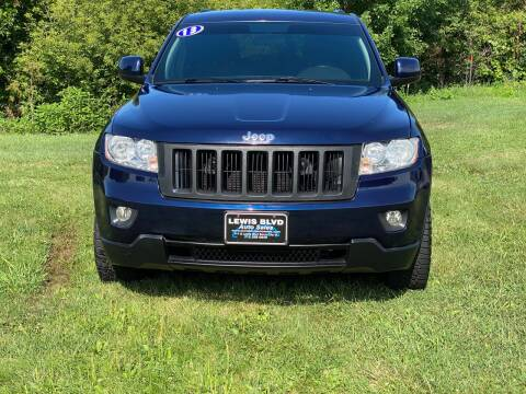 2013 Jeep Grand Cherokee for sale at Lewis Blvd Auto Sales in Sioux City IA