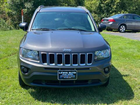 2014 Jeep Compass for sale at Lewis Blvd Auto Sales in Sioux City IA