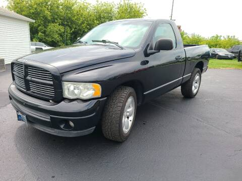 2002 Dodge Ram Pickup 1500 for sale at Lewis Blvd Auto Sales in Sioux City IA