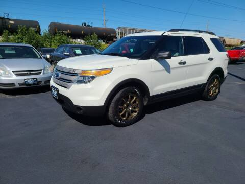 2012 Ford Explorer for sale at Lewis Blvd Auto Sales in Sioux City IA
