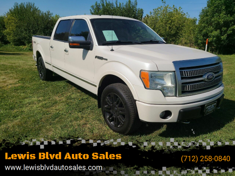 2010 Ford F-150 for sale at Lewis Blvd Auto Sales in Sioux City IA