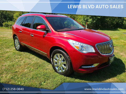 2013 Buick Enclave for sale at Lewis Blvd Auto Sales in Sioux City IA
