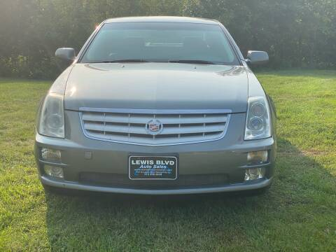 2005 Cadillac STS for sale at Lewis Blvd Auto Sales in Sioux City IA
