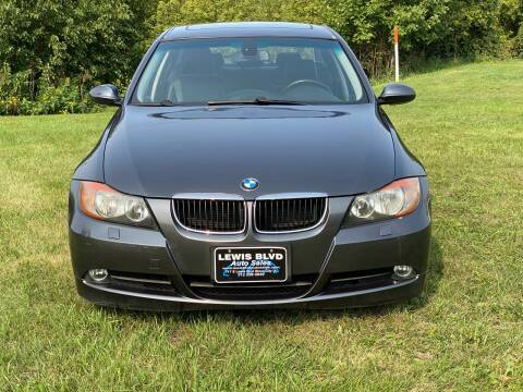 2006 BMW 3 Series for sale at Lewis Blvd Auto Sales in Sioux City IA