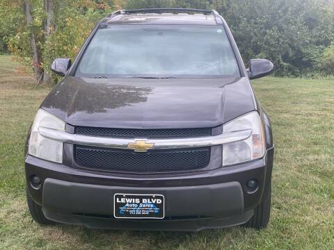 2006 Chevrolet Equinox for sale at Lewis Blvd Auto Sales in Sioux City IA