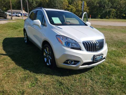 2013 Buick Encore for sale at Lewis Blvd Auto Sales in Sioux City IA