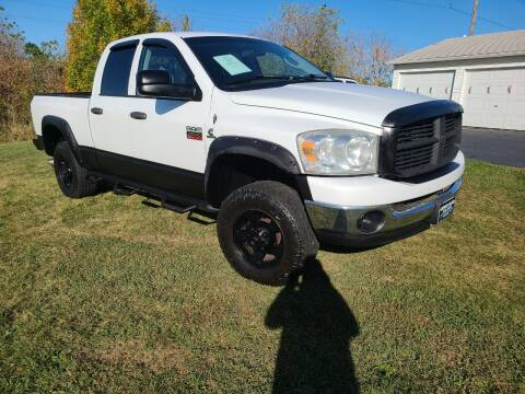 2008 Dodge Ram Pickup 2500 for sale at Lewis Blvd Auto Sales in Sioux City IA
