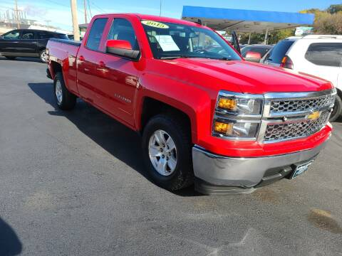 2015 Chevrolet Silverado 1500 for sale at Lewis Blvd Auto Sales in Sioux City IA