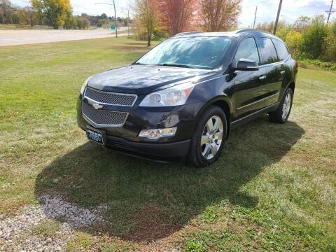2010 Chevrolet Traverse for sale at Lewis Blvd Auto Sales in Sioux City IA